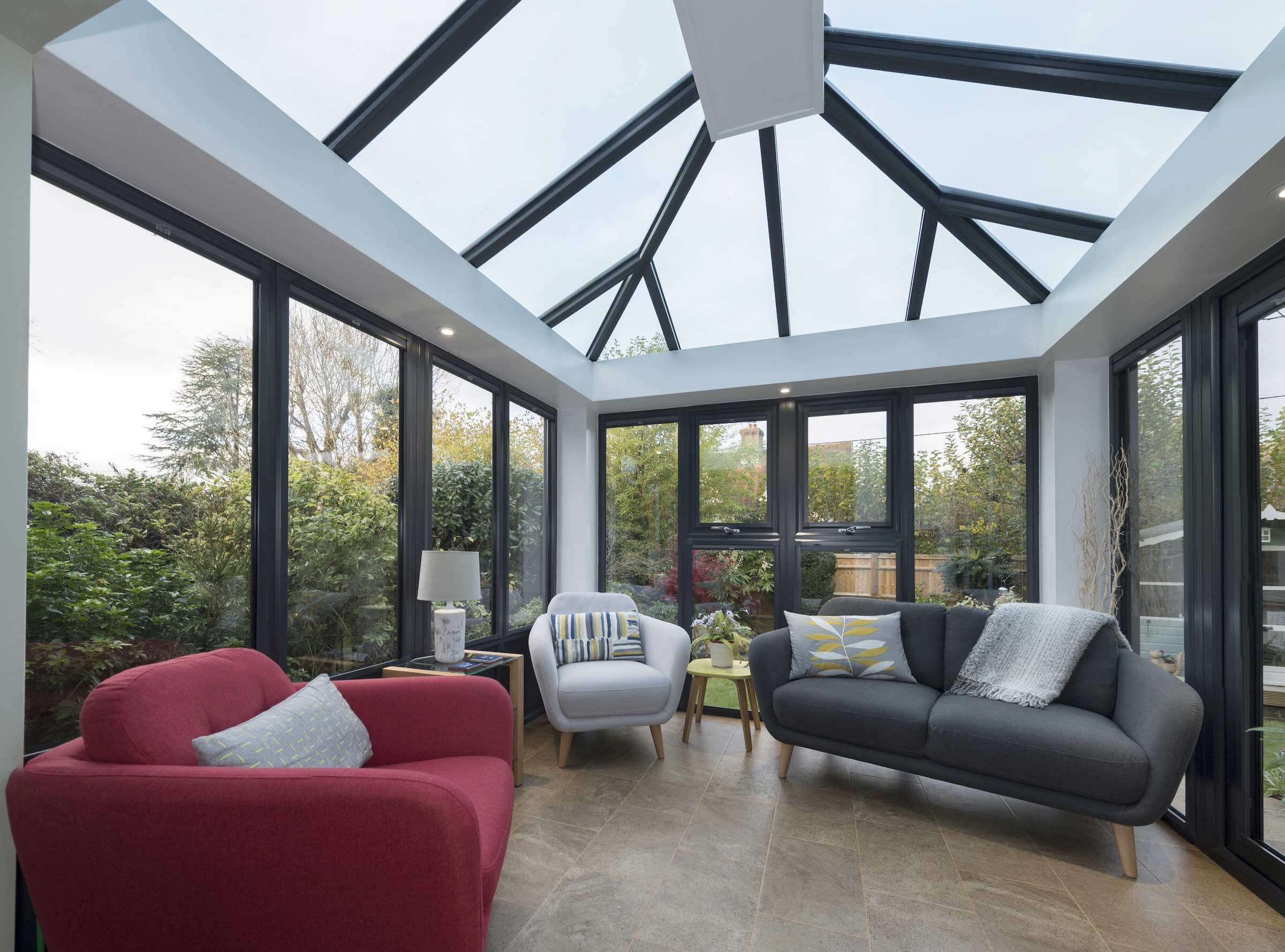 glass conservatory roofs costs manchester