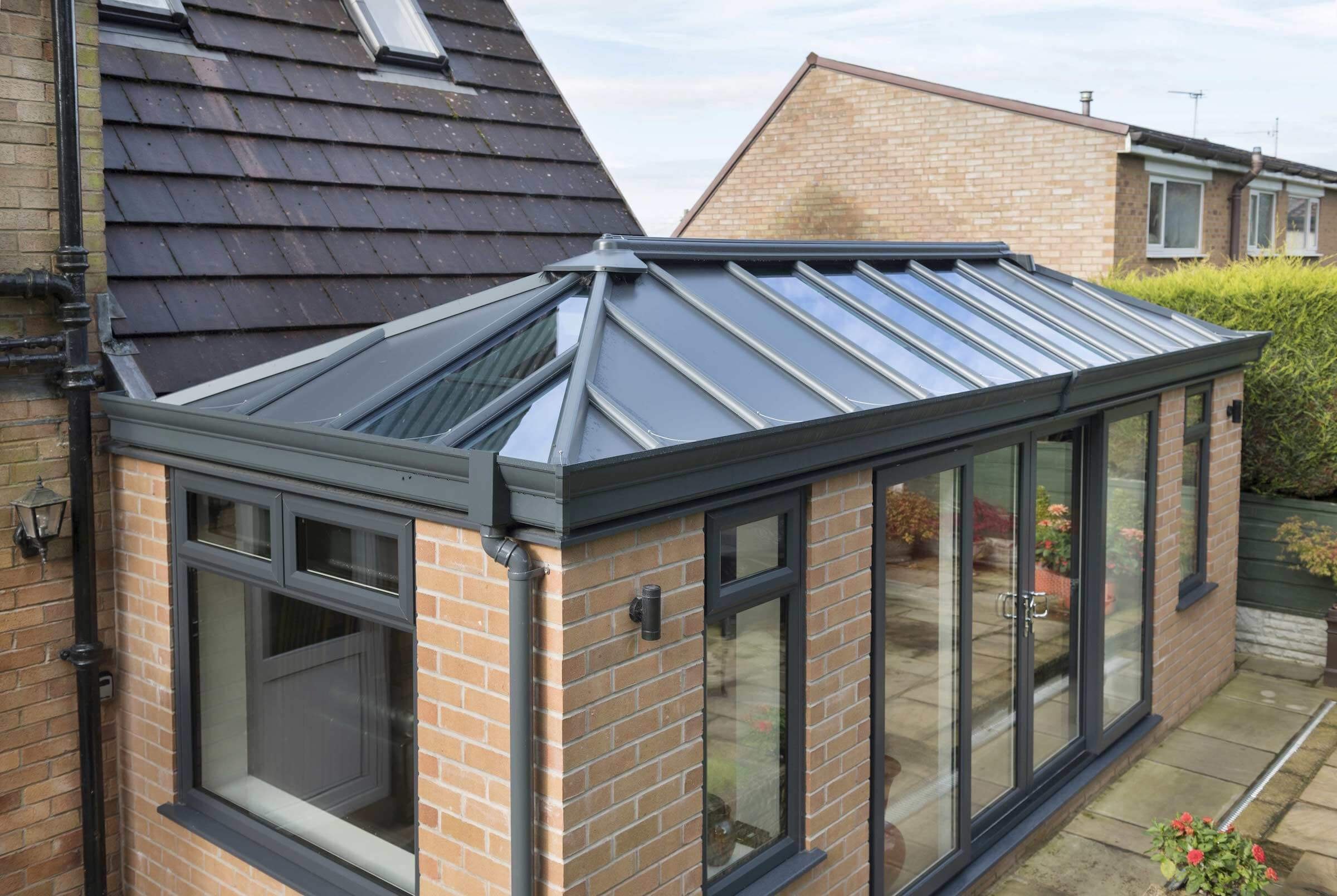 Solid Conservatory Roofs Manchester Roof Replacement