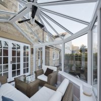 Roof Refurbishments on Conservatory Manchester