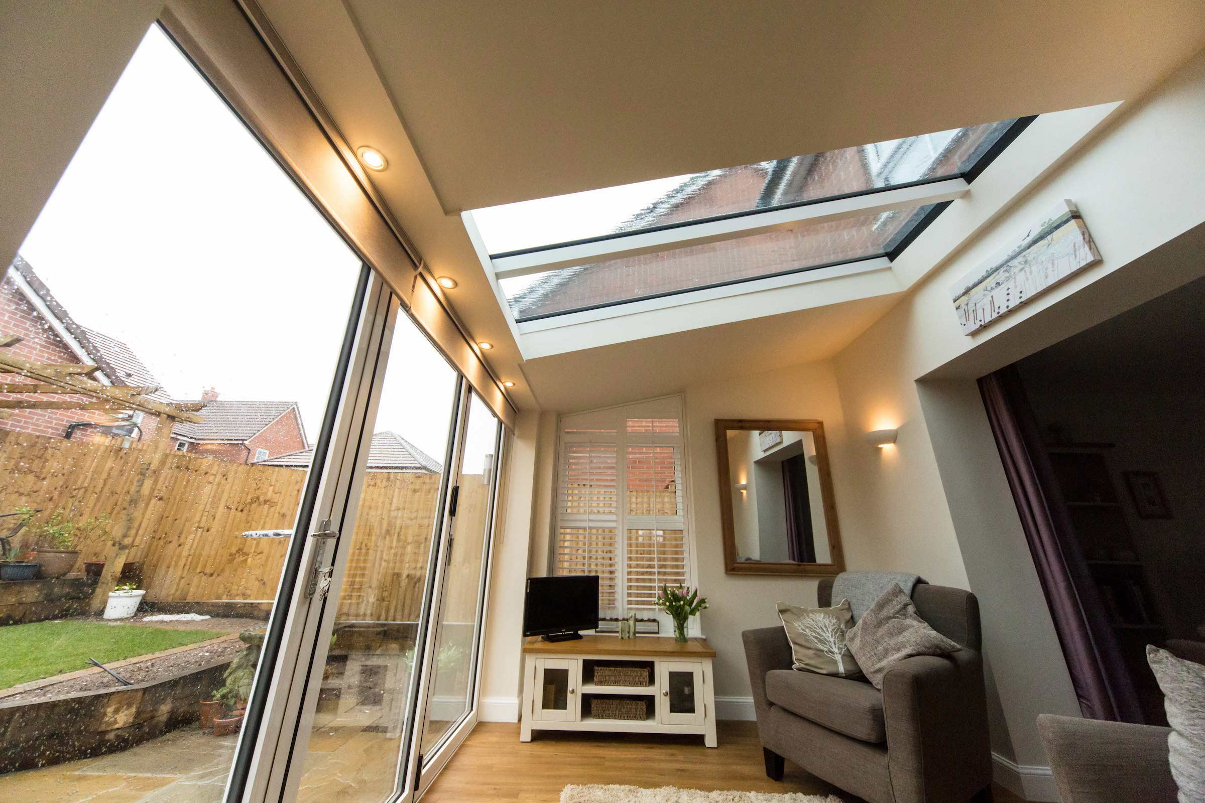 Conservatory Refurbishments Ultraroof