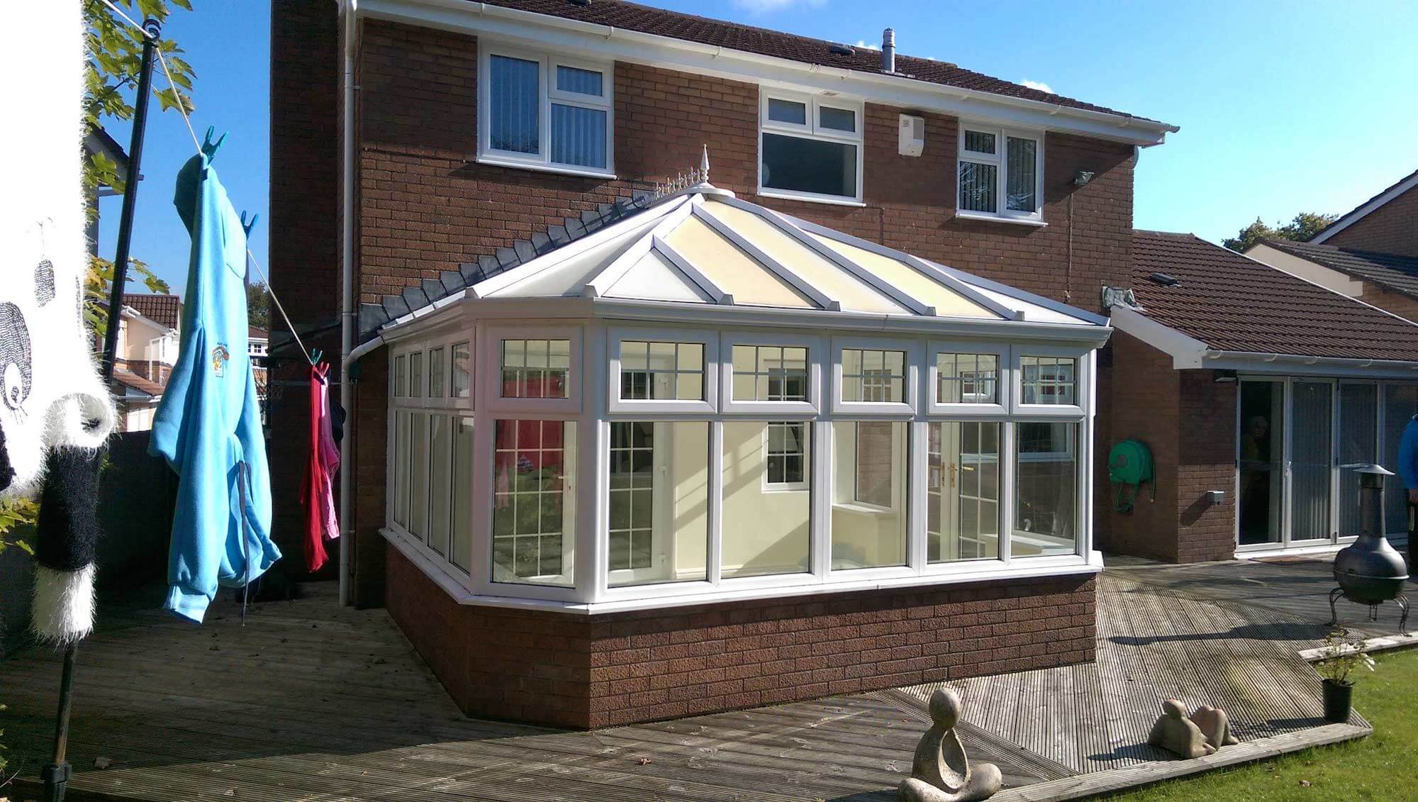 Glass House Extensions Atherton
