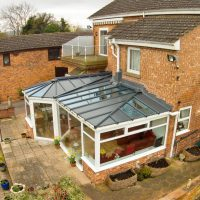 LivinRoof House Extension, Manchester
