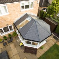 Tiled Conservatory Roof, Manchester