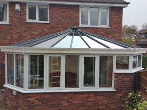 Ultraframe Livinroof Conservatory, Manchester