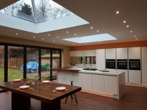 Home Extension Build, Manchester