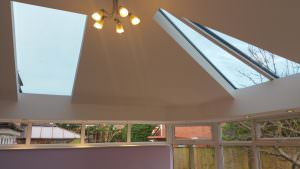 Replacement Roofs - Ultraframe Livinroof