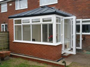 Livinroof uPVC Conservatory, Manchester