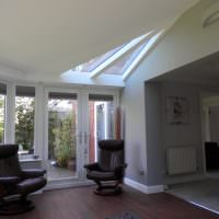 Solid Conservatory Roof Upgrade - Refurbishments