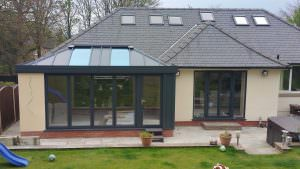 Replacement Conservatory Roof - Ultraframe Livinroof