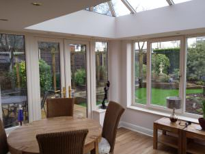 Internal conservatory roof, Ultrasky