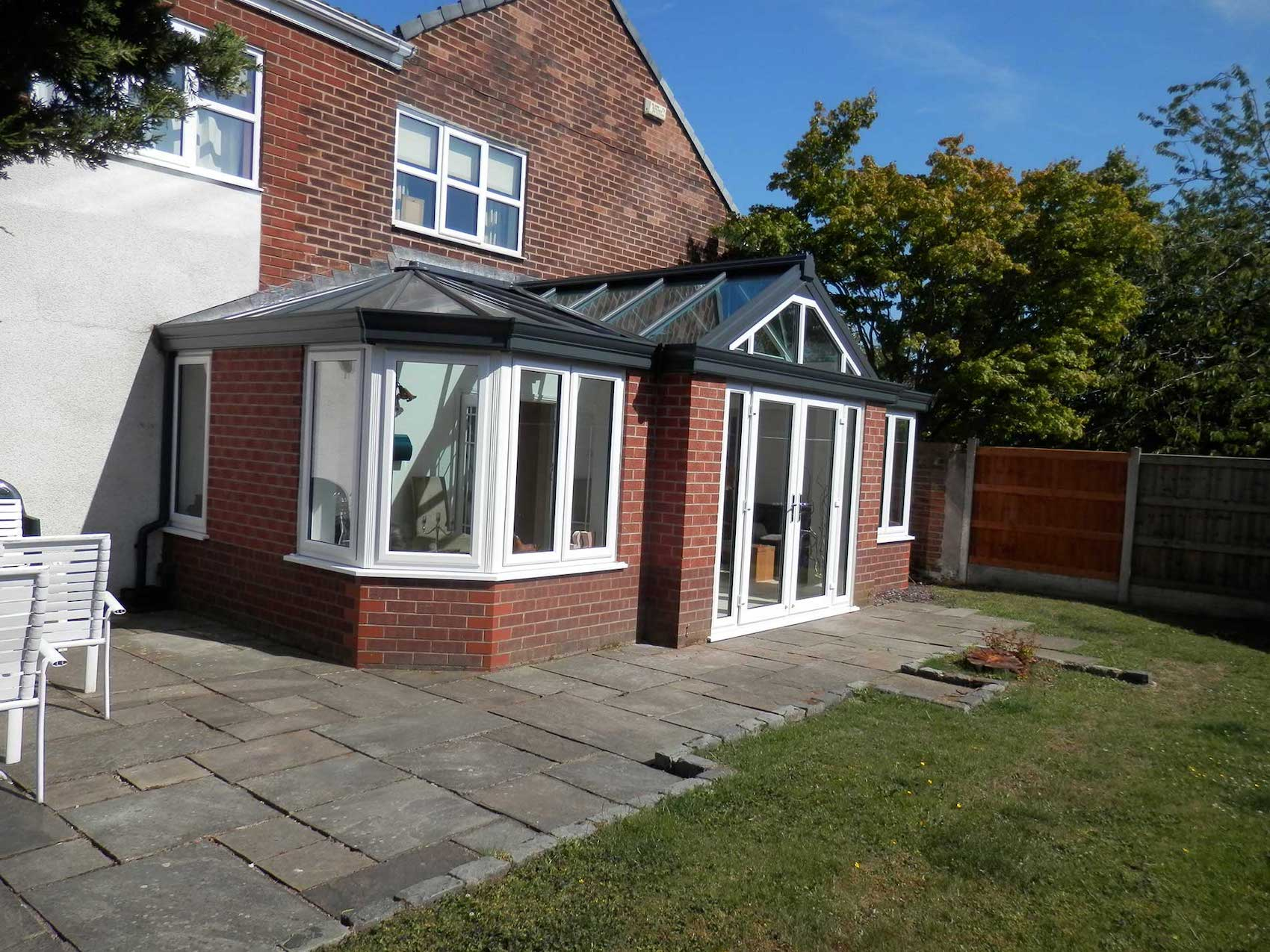 Conservatory To Orangery Wigan Conservatory Conversion