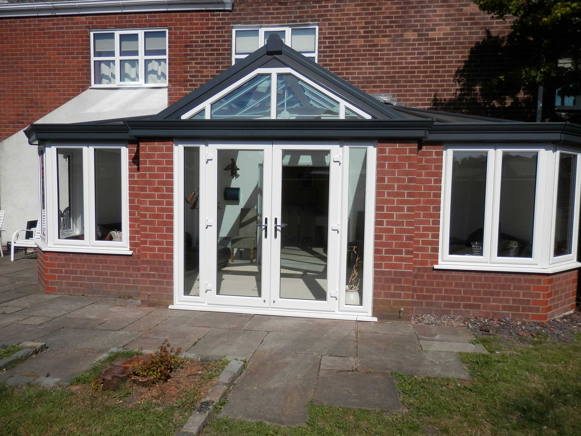 Conservatory Roof Conversion >> Conservatory To Orangery Wigan Conservatory Conversion Bellavista