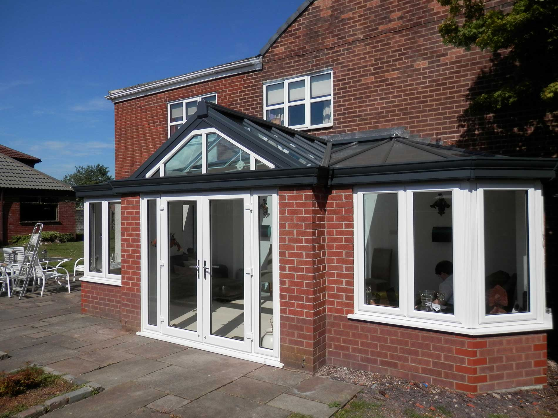 Orangery House Extension